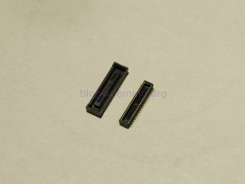 LG_hirose_40_pin_0.4mm_connector